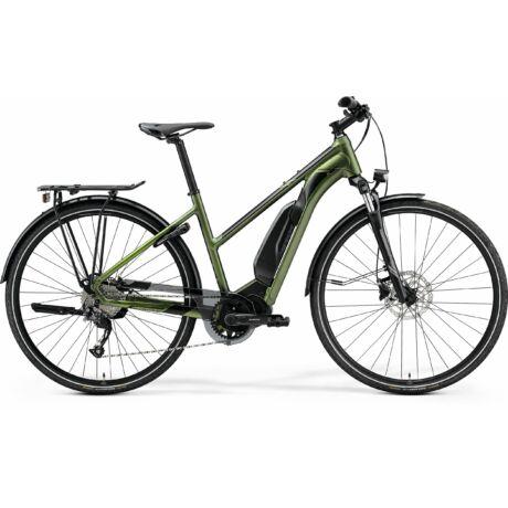 Merida eSPRESSO 300 SE EQ női trekking E-bike 2021, zöld