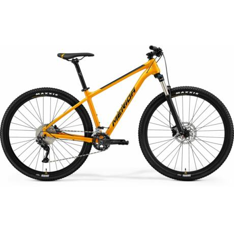 """MERIDA Big.Nine 300 29"""" MTB kerékpár 2021 -narancs/fekete"""
