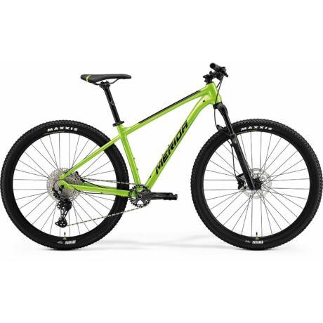 "MERIDA Big.Nine 400 29"" MTB kerékpár 2021 - zöld/fekete"