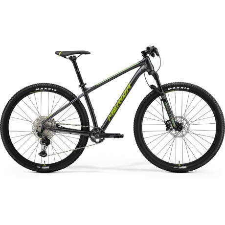"MERIDA Big.Nine SLX Edition 29"" MTB kerékpár 2021 - antracit/zöld"