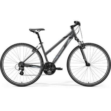 MERIDA Crossway 10-V női cross trekking kerékpár 2021 - antracit/fekete