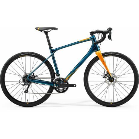 MERIDA Silex 200 gravel kerékpár 2021 - zöldeskék