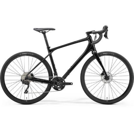MERIDA Silex 400 gravel kerékpár 2021 - fekete