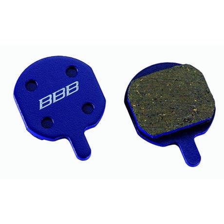 BBS-48 tárcsafék betét kerékpárhoz Hayes SOLE hidr. kompatibilis