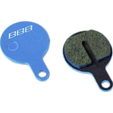 BBB BBS-76T tárcsafék betét kerékpárhoz Tektro  IOX/MD-M311/LYRA/Novela 2010-től kompatibilis, trekking felhasználásra
