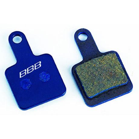 """BBB BBS-77 tárcsafék betét kerékpárhoz """"DiscStop"""" Tektro SUB/e-sub/Twin/Volans, SR Suntour Mechanic kompatibilis"""