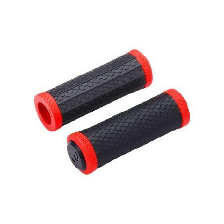 BBB BHG-98 Viper rövid kerékpáros markolat, fekete-piros