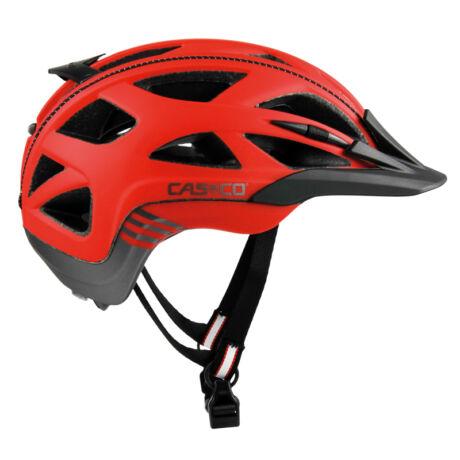 CASCO Activ 2 kerékpáros sisak, piros