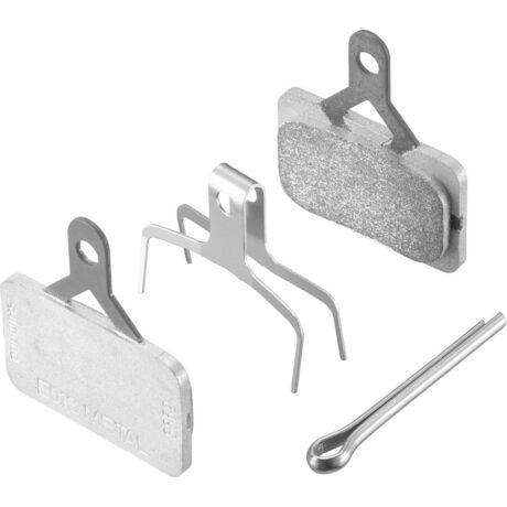 SHIMANO tárcsafékbetét E01S Metal M575/515/495/486/485 - 1 pár