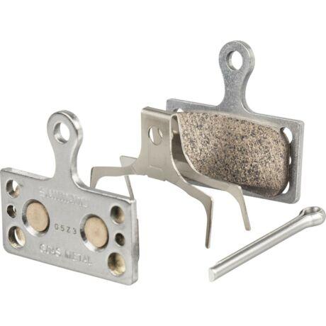 SHIMANO tárcsafékbetét G04S Metal XTR/XT/SLX/Alfine - 1 pár