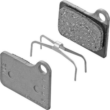 SHIMANO tárcsafékbetét M02 Resin Deore M555/556 - 1 pár