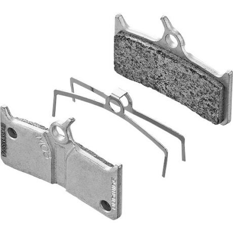 SHIMANO tárcsafékbetét M03 Metal Deore XT M755/756 - 1 pár