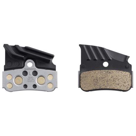 SHIMANO tárcsafékbetét N04C Metal hűtőbordás Icetech M9120/8120/7120