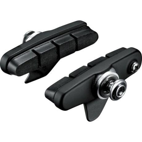 SHIMANO országúti fékbetét 105 BR-7800 BR-5800 R55C4 fekete - 1 pár