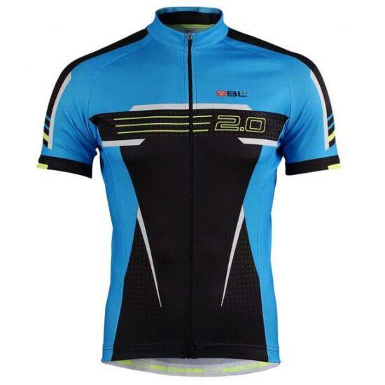 BICYCLE LINE rövidujjú mez 2.0 kék, M UTOLSÓ DARAB!!!