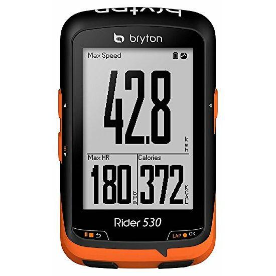 BRYTON RIDER 530E GPS csak komputer