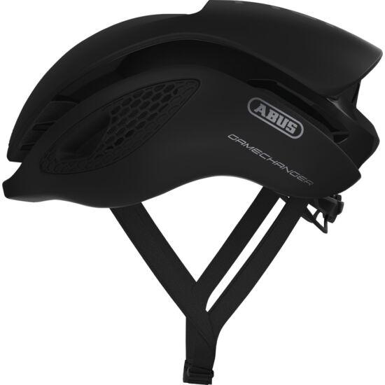 """ABUS kerékpáros sisak """"Gamechanger"""" bársony fekete"""