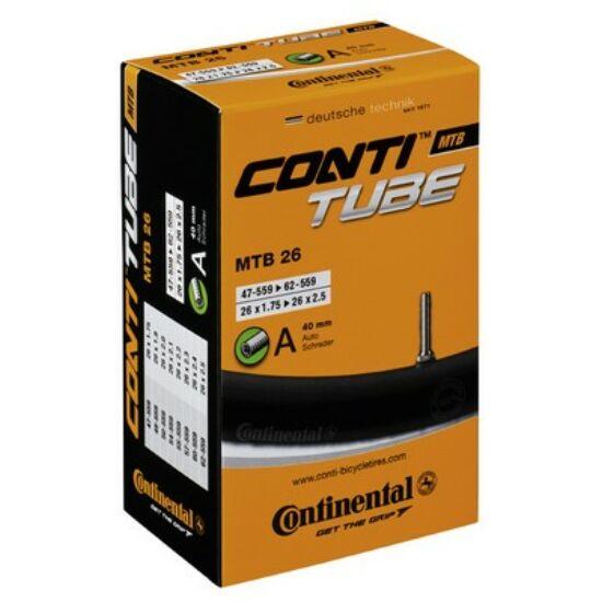 """Continental Compact 16"""" széles belső Dunlop szeleppel"""